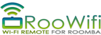 RooWifi :: Wi-fi Remote for Roomba