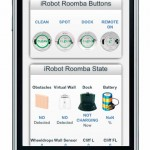 Roomba Wi-Fi Remote using iPhone