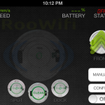 Roomba Wifi App Store iPhone App Capture