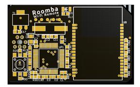 Roomba Wi-fi Remote v2