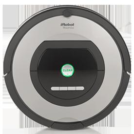 RooWifi - Roomba Wifi: iRobot Roomba 775