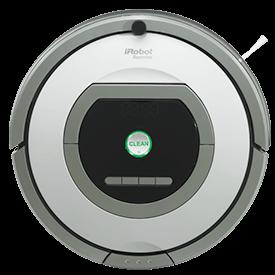 RooWifi - Roomba Wifi: iRobot Roomba 776p